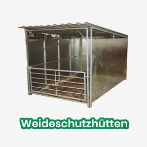 Weideschutzhütten - Banner 6