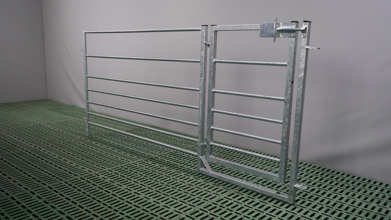 Horde spezial mit Tür 2,0 x 0,9 m