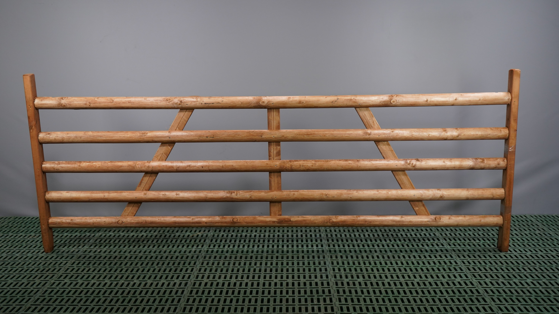 Holzhürde mit 5 Latten Länge 3,00 m