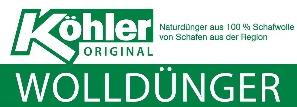 Köhler Woll Dünger 2,5 kg
