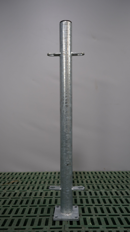 Pfosten Futtertischhorde Mitte 60 mm zum Aufdübeln