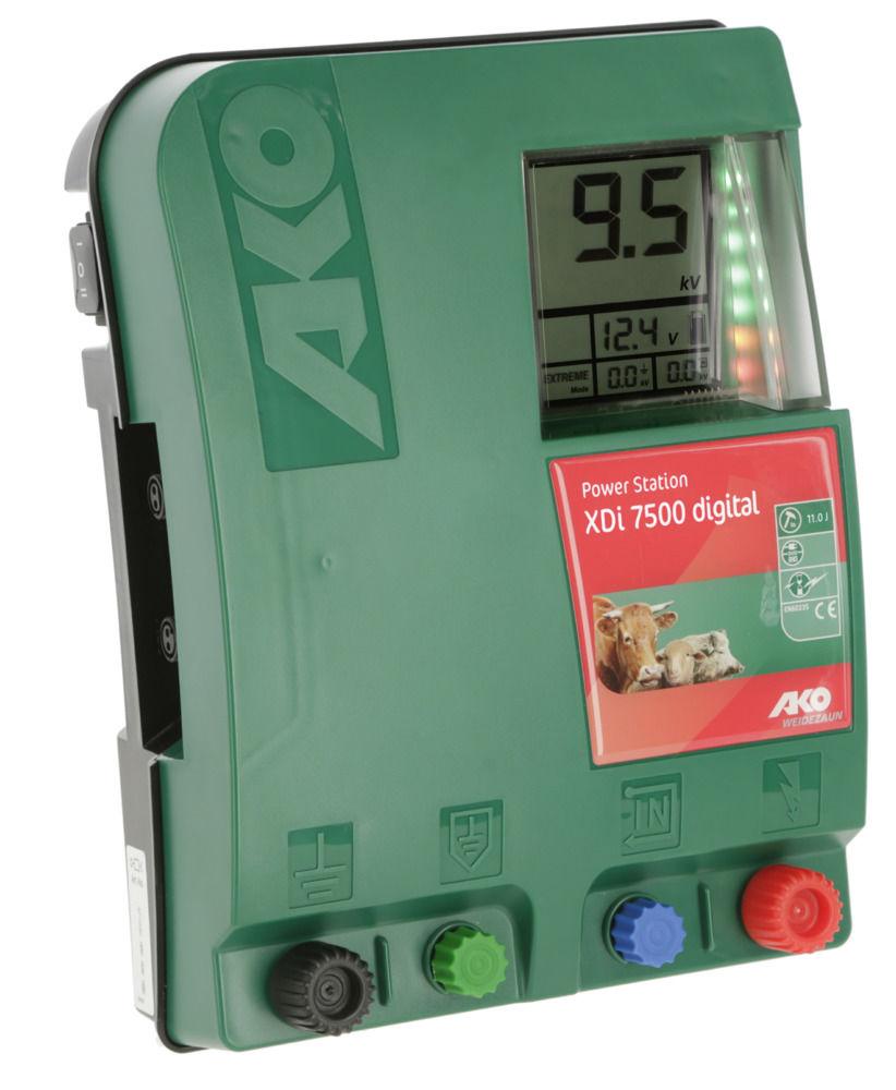 Power Station XDi 7500 12/230V - 11,0 Joule