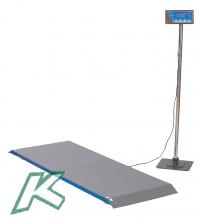 Plattformwaage PS1000