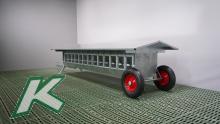 Weide- und Stallfutterautomat