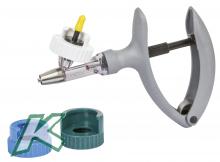 Art.: 0791.3   HSW ECO-MATIC mit Universaladapter-Set für Medikamentenflaschen