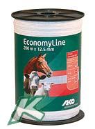 EconomyLine Tape 20mm, 200m, white
