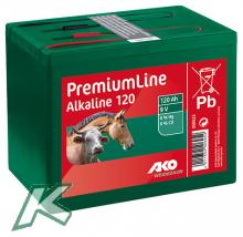 Alkaline 9 Volt Trockenbatterie 120Ah