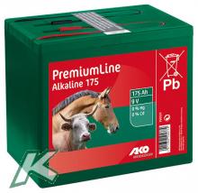 Alkaline 9 Volt Trockenbatterie 175Ah