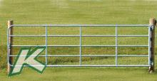 Weidetor verstellbar 4 - 5m