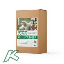 Köhler Woll Dünger 1,0 kg