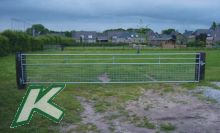 Pasture gate with fitting Length 2.00 mtr. to 3.00 mtr.