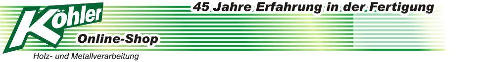 Köhler - Online Shop